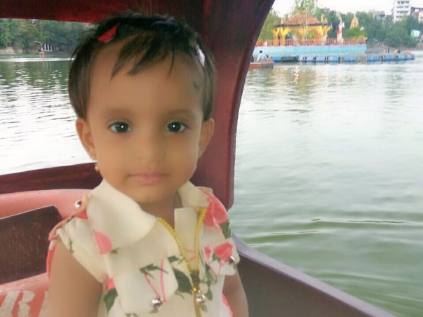 Help Baby Riya For Cochlear Implant Surgery