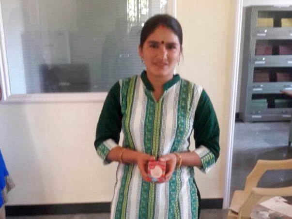 Help Shreya promote Sustainable Menstruation in government schools