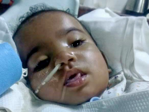 Help 9 Month Old Khushi Fight Coma
