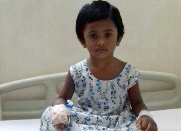 3-Yr-Old Battling Death Even After 30 Transfusions Needs Our Help