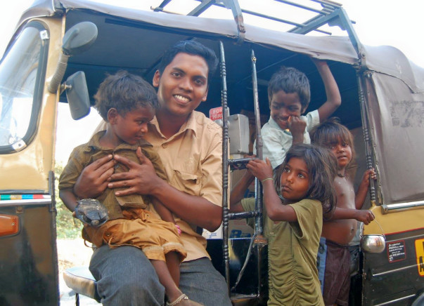 Help Auto Murugan Build a Home for Destitute