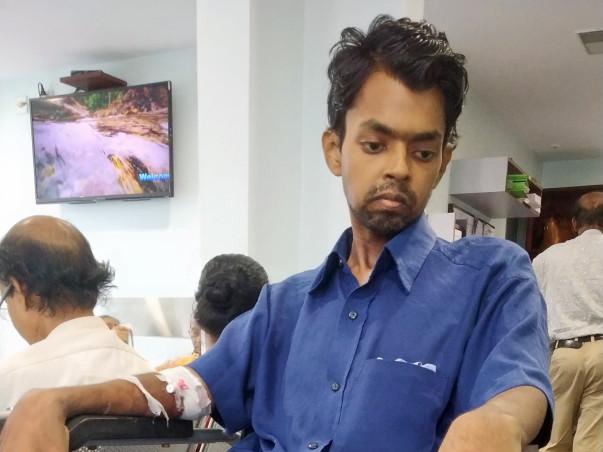 Help Ram Kumar To Fight Cancer