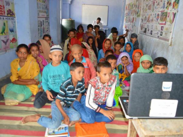 EDUCATING RURAL INDIA