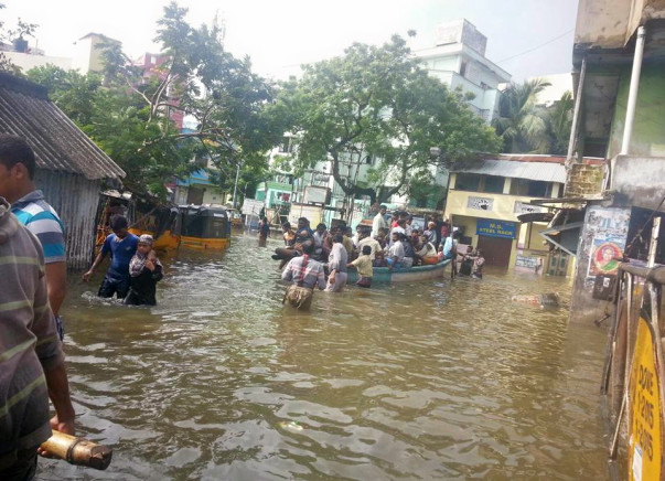 Lets help our Chennai and Cuddalore friends to go back to their normal lives...