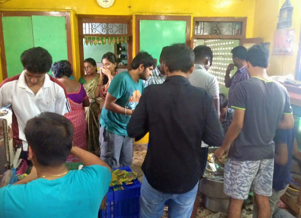 A group of us at Ann Arbor, Michigan have gotten together to raise funds for flood relief in our hometown, Chennai.