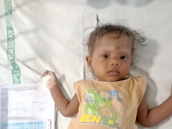 Help Akshitha With Bone Marrow Transplantion