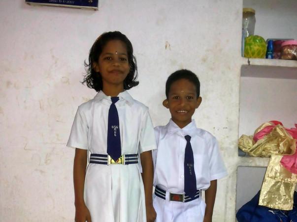 Help Pallavi & Prashant get educated