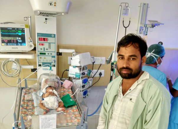 Help my baby-twins to alive