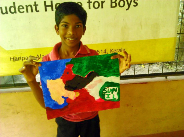 All creativity needs is a spark! This project is to provide that spark to rural and tribal kids living in AIM for Seva Student Homes. Please support!