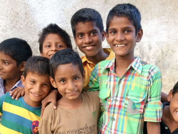 Fund Education for the Underprivileged Children in INDIA