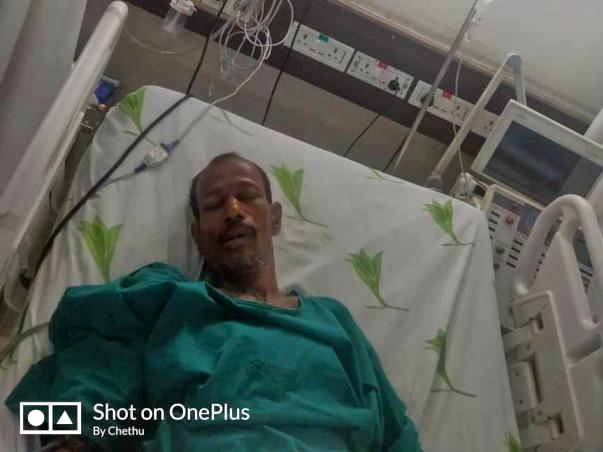 Help Mahadevappa Recover from Severe Head Injury