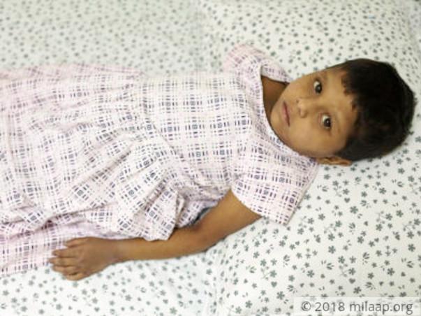 Help Geetha Undergo A Liver Transplant