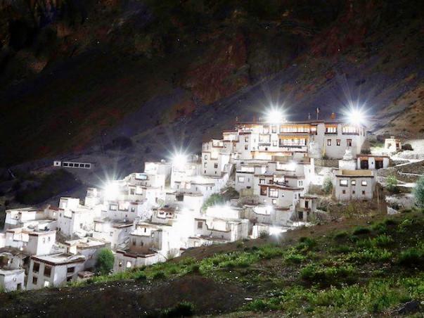 Light Up Village Hipti (Ladakh)