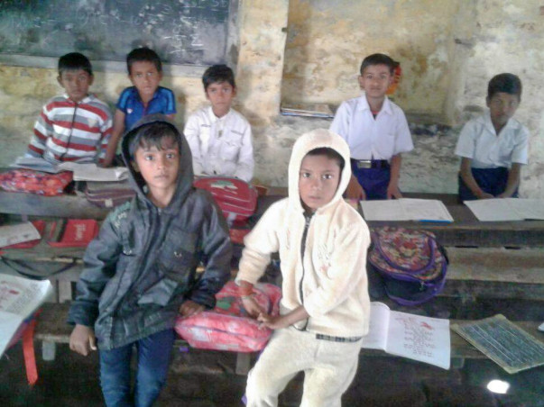 Help The Poor Kids for their Education