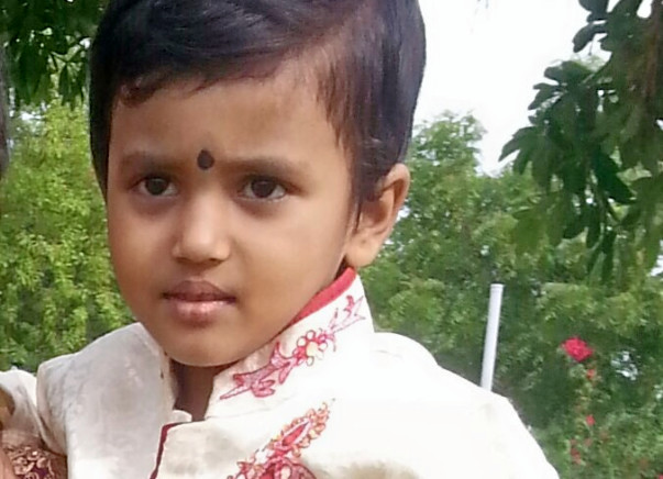 Help 4 year old Sankalp get a bone marrow transplant