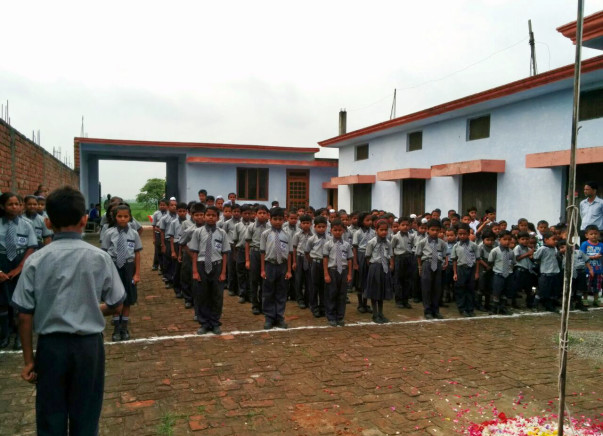 I am fund-raising to help economically backward students in the remote India Nepal border area to learn Computers
