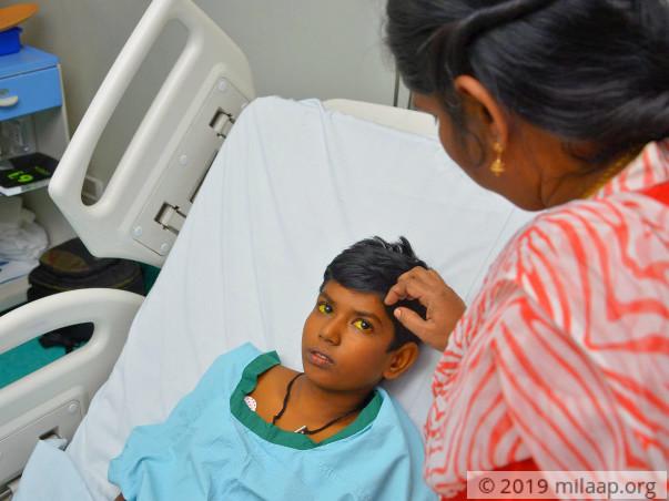 Rohit Varshan needs your help to undergo Liver Transplant