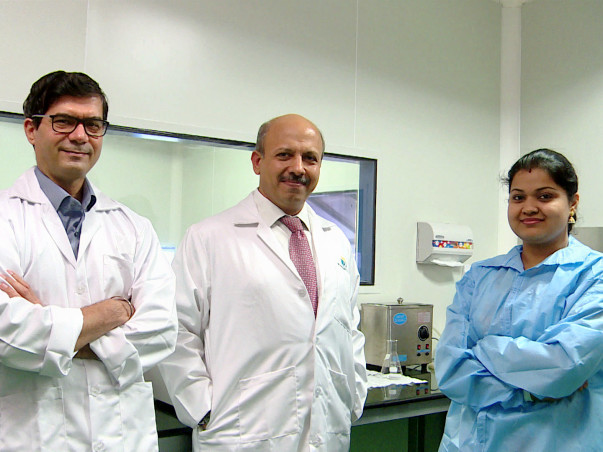 This doctor and his team have a bold, new solution to diabetes