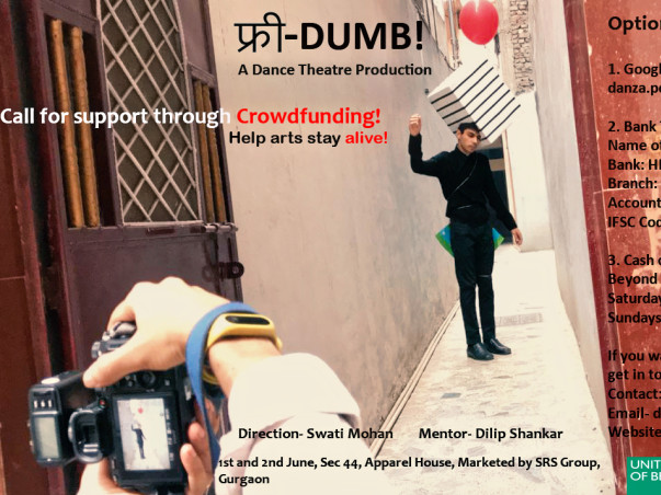 Help Arts Stay Alive! फ्री - DUMB!