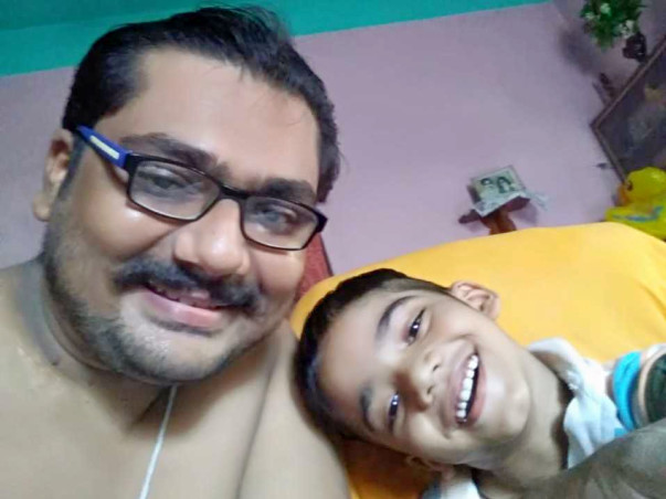 Help Subhajit Recover From A Deadly Brain Disorder