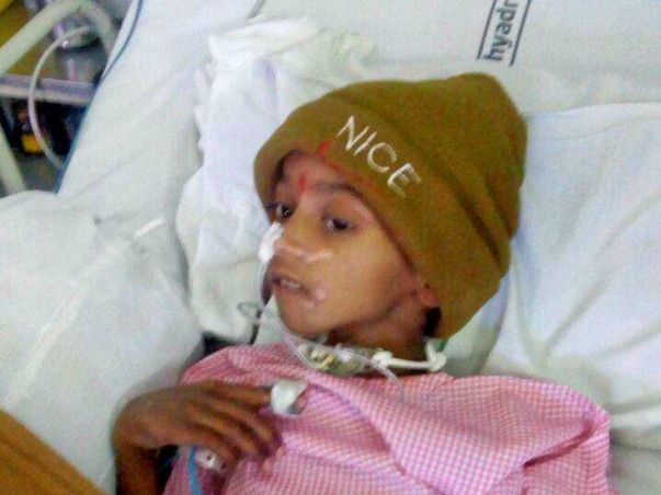 Help Vedant for Brain & Facial Surgery