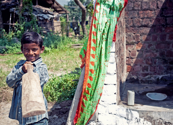 #BuildToiletsBringDignity: Help Lonwadi Become Open Defecation Free!