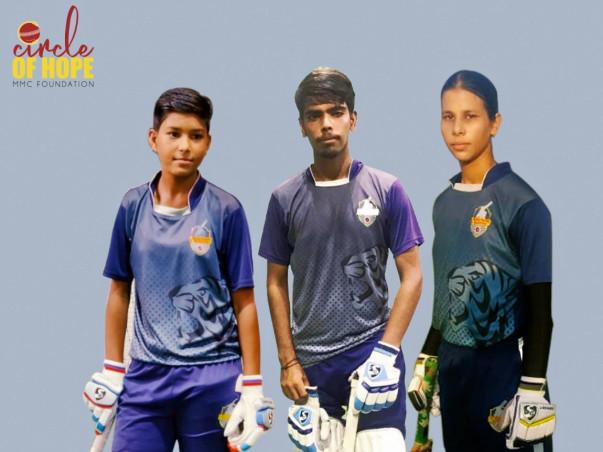 Help Kartik, Anu and Sonia
