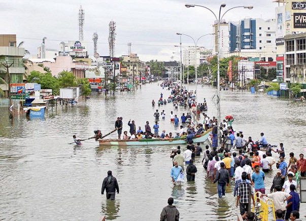 I am fundraising for cuddalore and Chennai Flood Rehabilitation