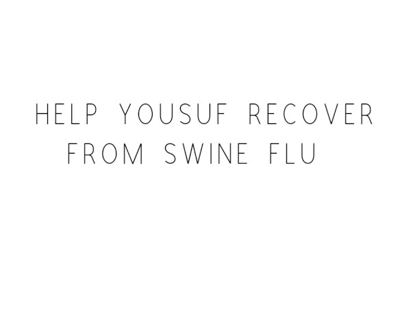 Help for to fight swine flu