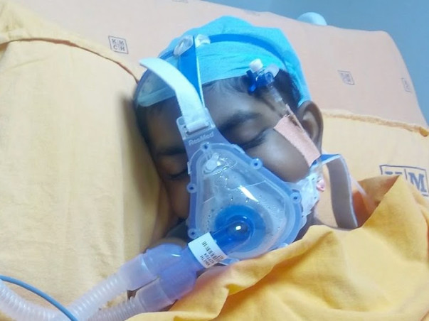 Help Rohit's Lung infection Treatment and Kidney Transplant