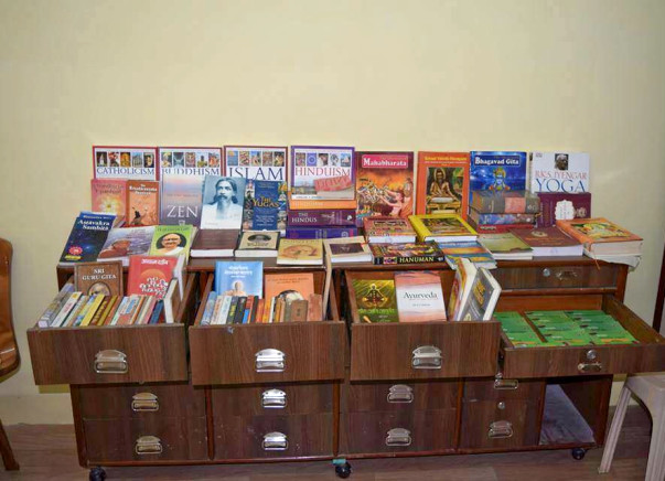 Help Keep The Indus Library Alive!