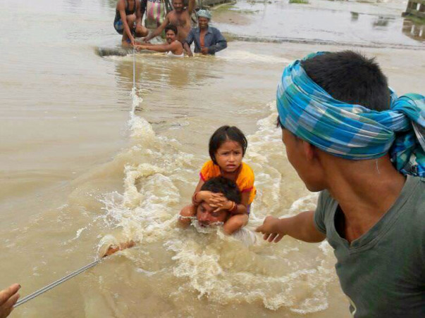 Bihar Floods 2017 – Relief Appeal - Support Victims