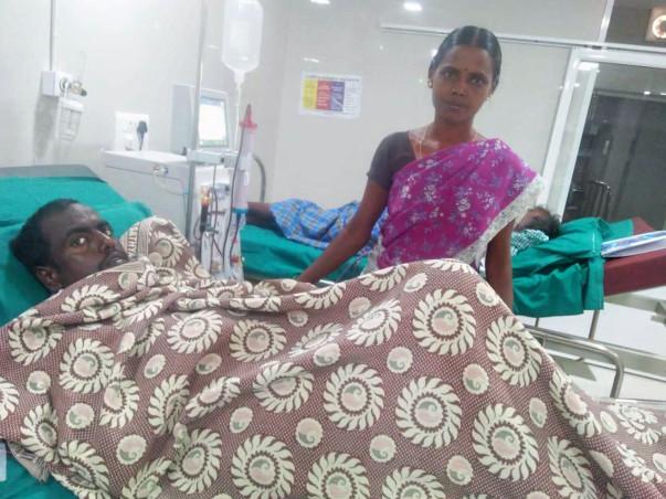 Help A Poor Farmer Son To Transplant Kidney