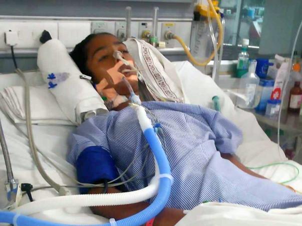 Help Mehakdeep Fight Herpes Encephalitis