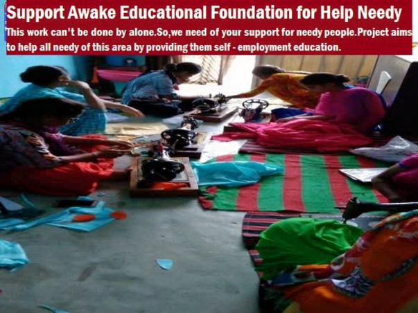Support Awake Educational Foundation Help Needy