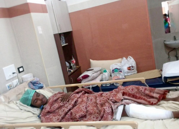 20-Year-Old  Mujeeb Needs Our Support To Undergo Treatment