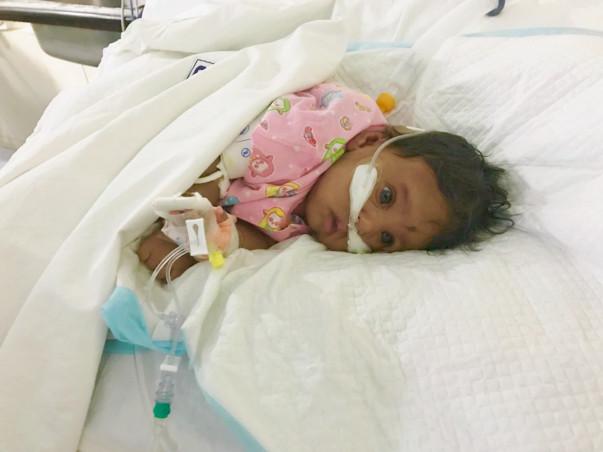 Help Vishakha Survive Myelomeningocoele