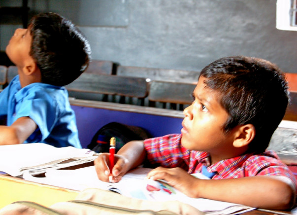 We are fundraising to help underprivileged children in Delhi and NCR into public schools