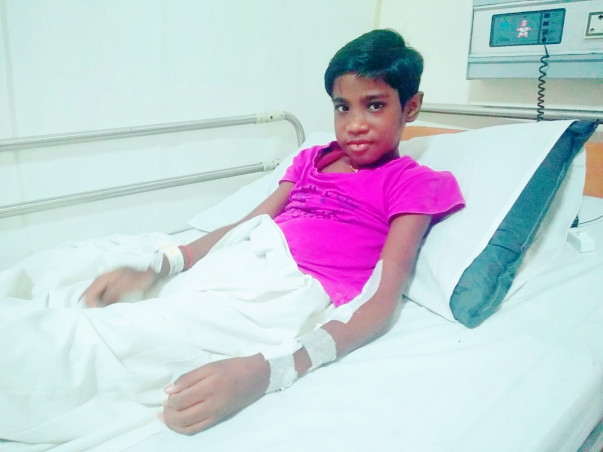12-year-old with a serious blood disorder needs help for treatment