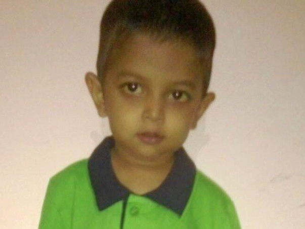 Matching Campaign For 3-Year-Old Kabir's  Liver Transplant