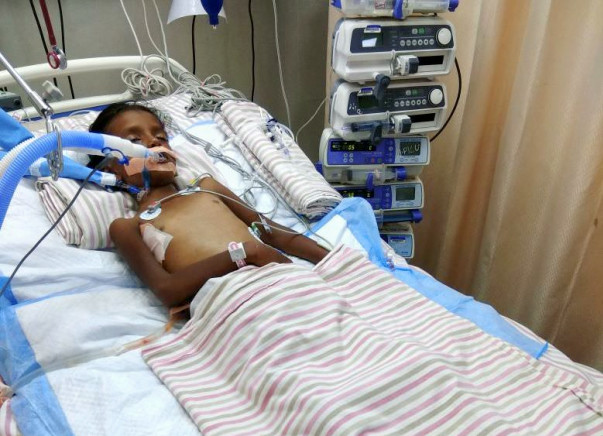 Help Brunda Get Treated For Acute Kidney And Lung Injury