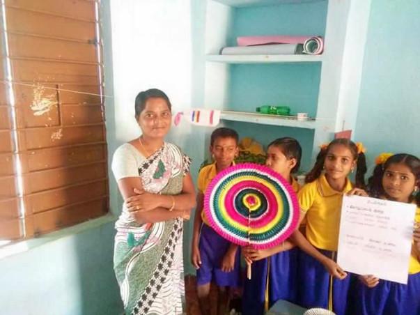 Support Tribal Children Education