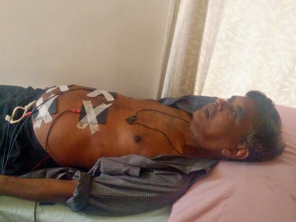 Help Devaraj Undergo A Major Cardiac Surgery