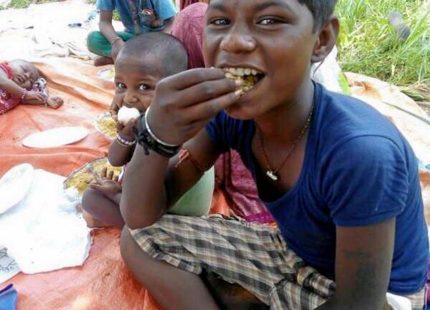 Fight Hunger By Feeding Homeless Children