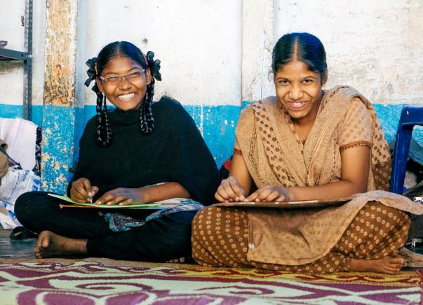 Help Twelve Children Get To School