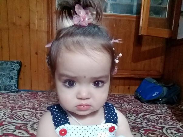 Help Baby Maidah to hear voice