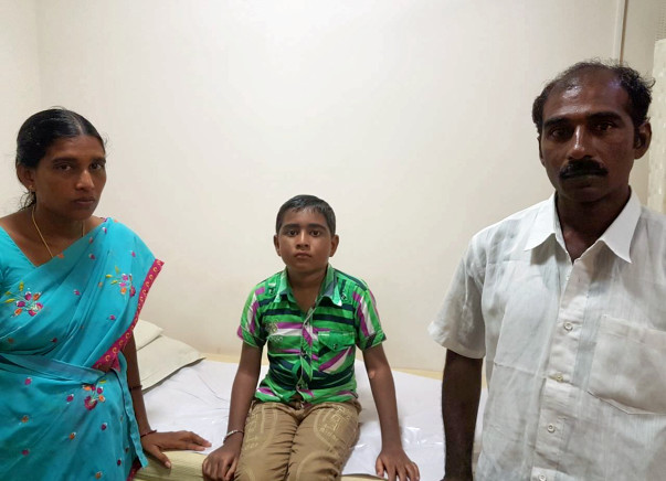 Help 9-year-old Nagaraju fight a fatal blood disorder