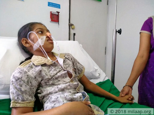 Her Mother Could Not Even Afford To Take Her To The Hospital