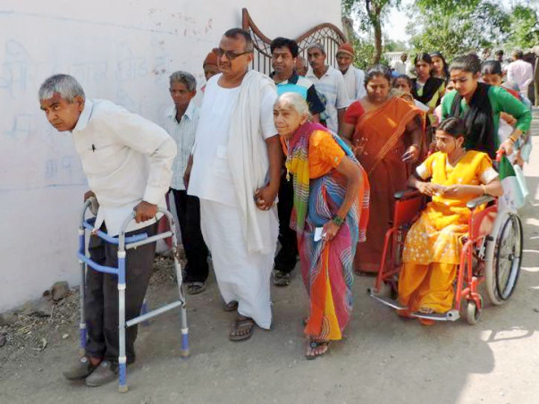 Please Help Old, Disabled, Mentally ill Destitutes at Sewadham, Ujjain