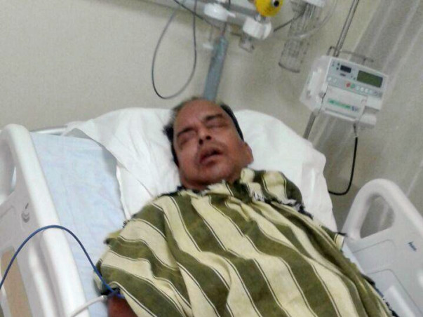 Help my uncle suffering from Parkinson's & bradykinesia rigidity